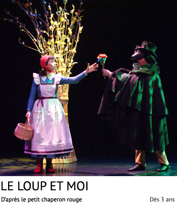 spectacle enfants paris