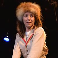 B Vrignault, comédienne dans nos spectacles pour enfants