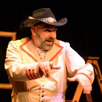 P Mambon, comédien dans un de nos spectacles jeune public